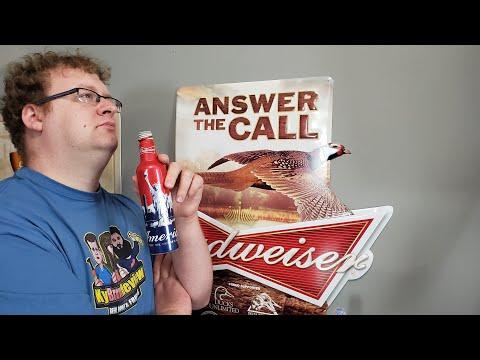 Budweiser Review!