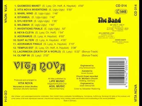 Vita Nova - Vita Nova.1971 ( Full Album ) .wmv