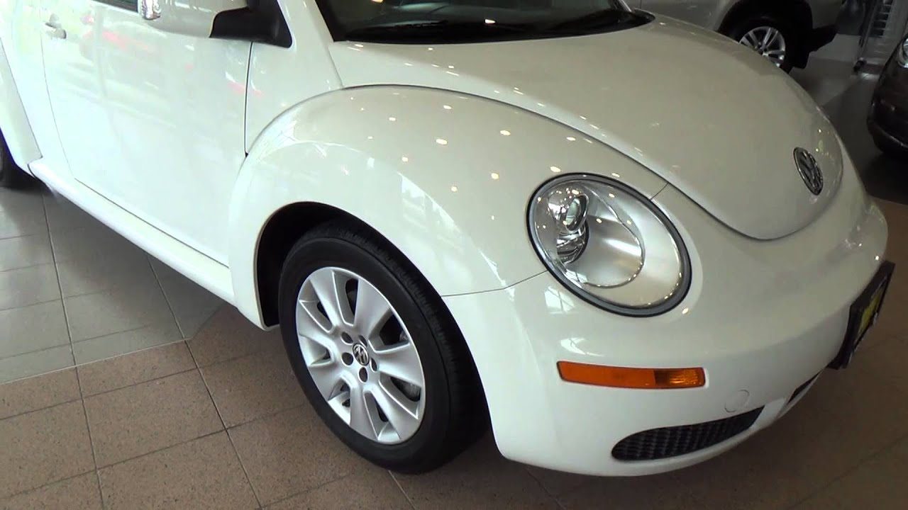 Service Manual 2010 Volkswagen Beetle Heated Seats Stk