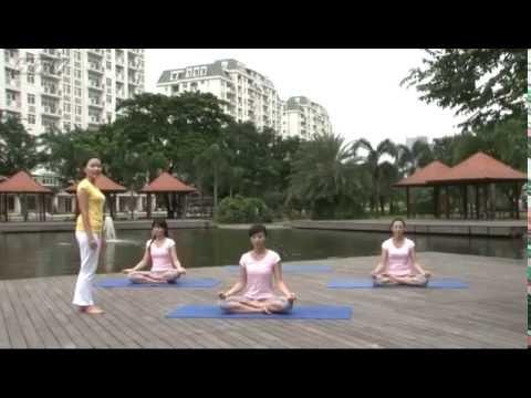 Sivananda Yoga Vietnam - Class 2