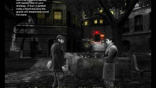 My first the saboteur gameplay for pc part 1
