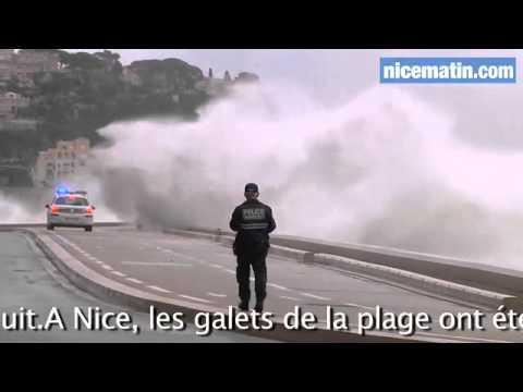 Coup de mer à Nice