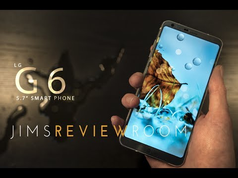 LG G6 5.7inch Smartphone - REVIEW