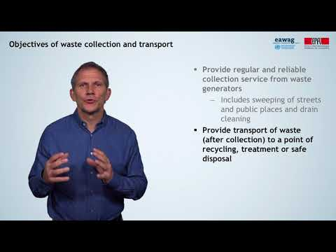 1.4 Waste Collection And Transport