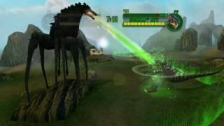 Godzilla Save The Earth - Biollante Moveset