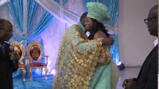 Matilda and Kwadwo Traditional Ceremony Highlights