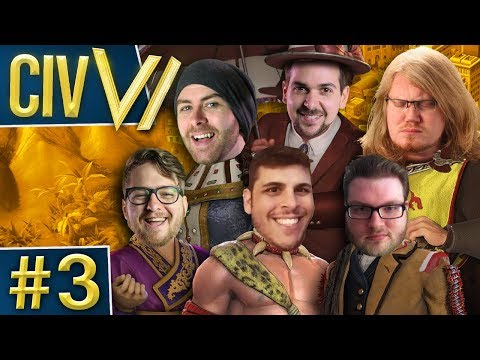 Civ VI: Rise and Fail #3 - Forever Troll