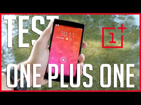 Test complet One Plus One, le smartphone Android le plus puissant et l