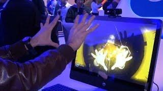 Intel demuestra lo que próximamente una cámara podrá hacer por ti