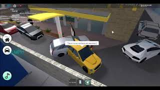 Roblox pacifico traffic jam and crazy things.