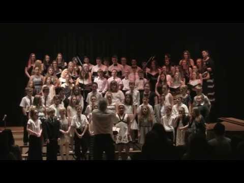 Bolton Central School 3 chorus groups Elementary through High School 2016