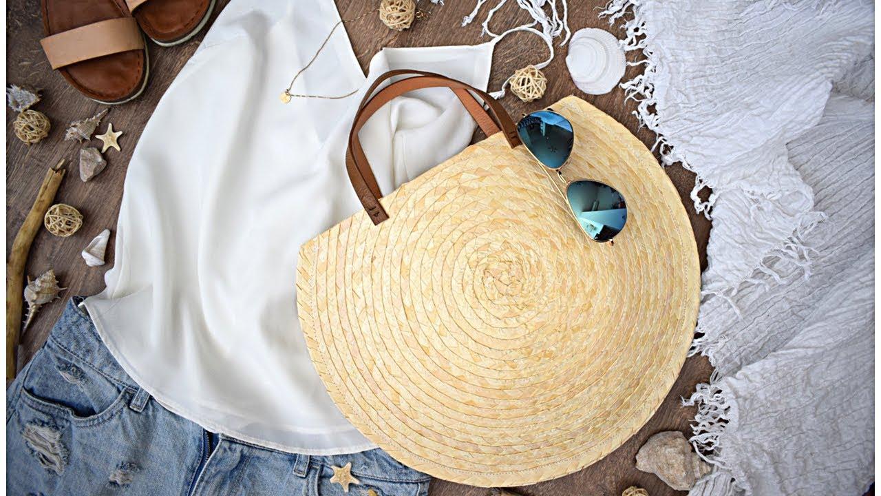 9774f9cc78ef Пляжная сумка своими руками! | DIY ideas - YouTube