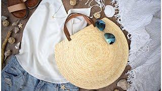Пляжная сумка своими руками! | DIY ideas
