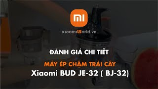 Máy Ép Chậm Trái Cây Xiaomi BUD JE-32( BJ-32)