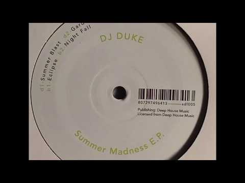 DJ Duke  -  Garden Jazz