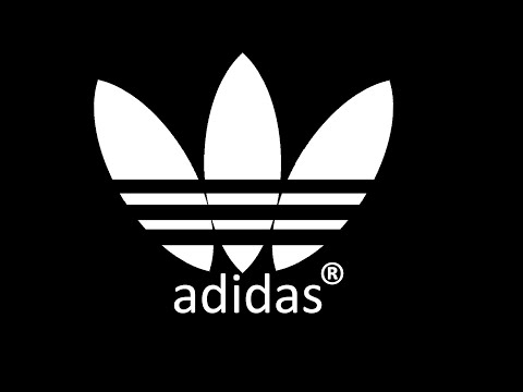 how to design the adidas logo using adobe photoshop