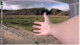 Как вставить другой фон в свое видео / Замены фона / Хромакей