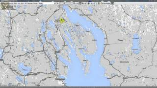 Домашние уроки по навигации  Изготовление растровых карт в программе SASPlanet