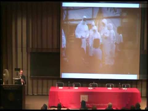 2014 Ebola Symposium at BUSH -- 'Ebola: From the Front Lines'