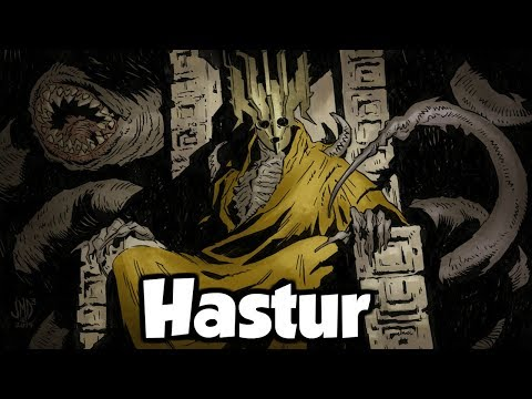 Hastur: The King in Yellow  Exploring the Cthulhu Mythos