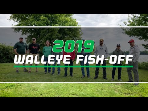 2019 Walleye Fish-Off: Detroit Red Wings Vs. Michigan DNR