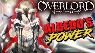 How Strong Is Albedo? | OVERLORD Albedo True Power Explained