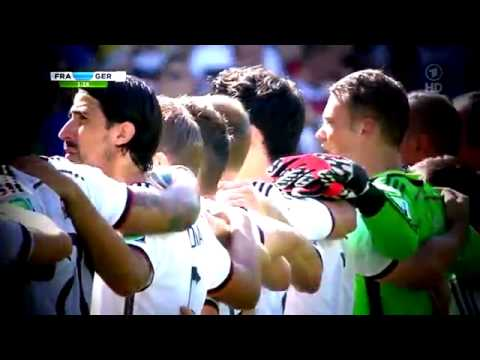 The road to victory of Germany,The World Cup 2014