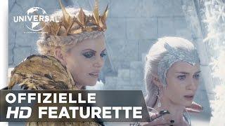 The Huntsman & The Ice Queen - Featurette 'Two Queens' - deutsch / german HD
