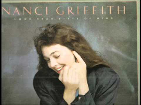 Nanci Griffith ~ Lone Star State Of Mind (Vinyl)