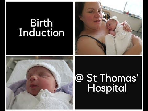 Birth Induction At St Thomas' London