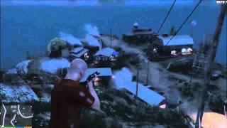 GTA5 | Bölüm-5 | Çıplaklar Kampında Çıplak Yok!!!