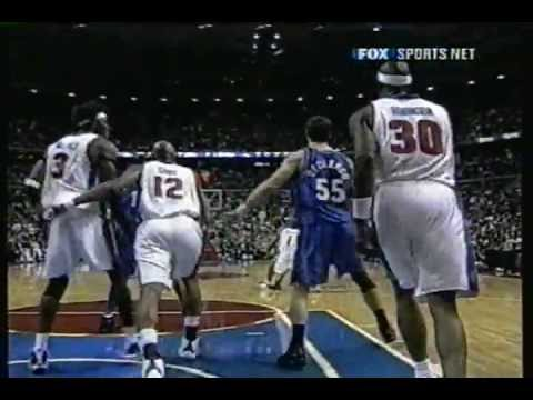 Detroit Pistons: 2003 NBA Playoffs Montage