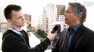 GDC09: Interview with Joseph Olin (AIAS)