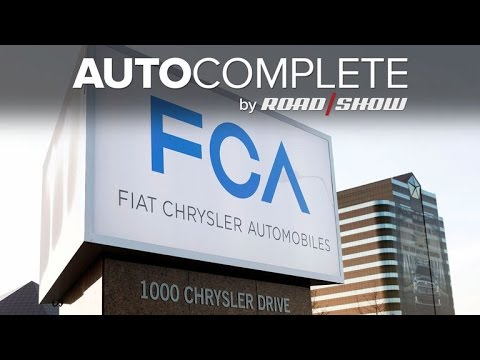AutoComplete: EPA accuses Fiat Chrysler of violating Clean Air Act