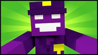 FNAF World - Night 6 - PURPLE GUY (Minecraft Roleplay)