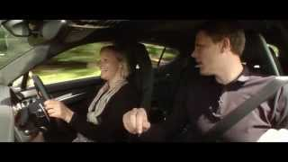 Driving Your Excitement: Jake Humphrey and Vicki Butler-Henderson