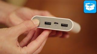 Baterías externas para cargar tu iPhone y iPad