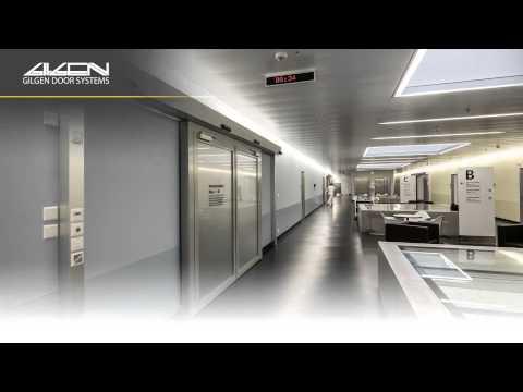 Over 400 Gilgen Doors @ University Hospital INSEL, Bern