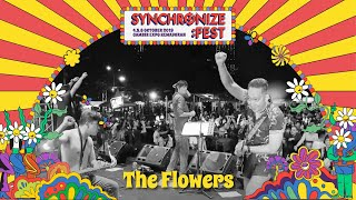 The Flowers Live at Synchronize Fest 2019