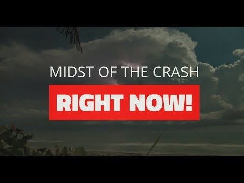 MIDST of the 'GREAT CRASH' RIGHT NOW! (Jan. 2019)
