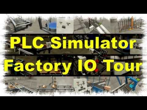 PLC Simulator Factory IO Tour