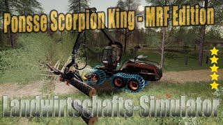 """[""""Farming"""", """"Simulator"""", """"LS19"""", """"Modvorstellung"""", """"Landwirtschafts-Simulator"""", """"Ponsse Scorpion King"""", """"Ponsse Scorpion King - MRF Edition"""", """"LS19 Modvorstellung Landwirtschafts-Simulator : Ponsse Scorpion King - MRF Edition""""]"""