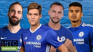 Rating Chelsea's Last 25 Signings