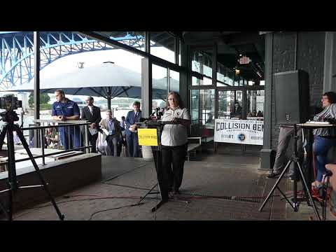 Cleveland's Waterfront is Open for Business: National Park S