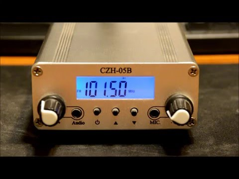 Fail Safe CZH 05B FM Transmitter
