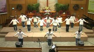 Worship Dance - I am a friend of GOD