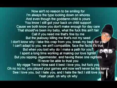 Hopsin - Still Got Love For You [LYRICS ON-SCREEN]