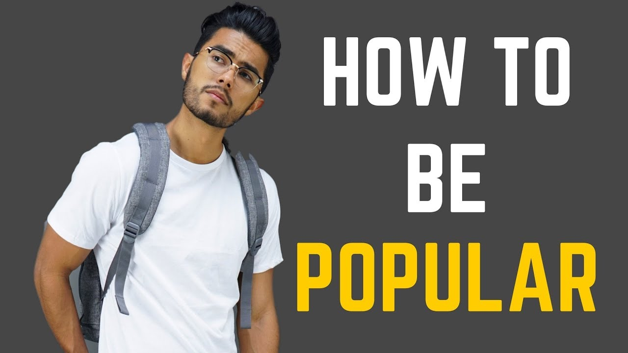 Download How To Be More Popular This School Year