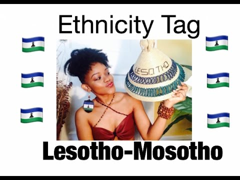 Ethnicity Tag | Mosotho/Lesotho | Tag #4