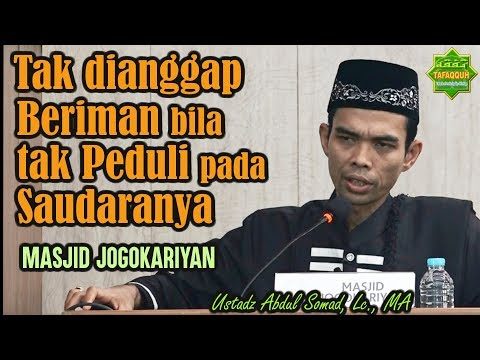 Download Ustadz Abdul Somad - 2018-12-23 Di Mesjid Jogokariyan -  MP3 MP4 3GP